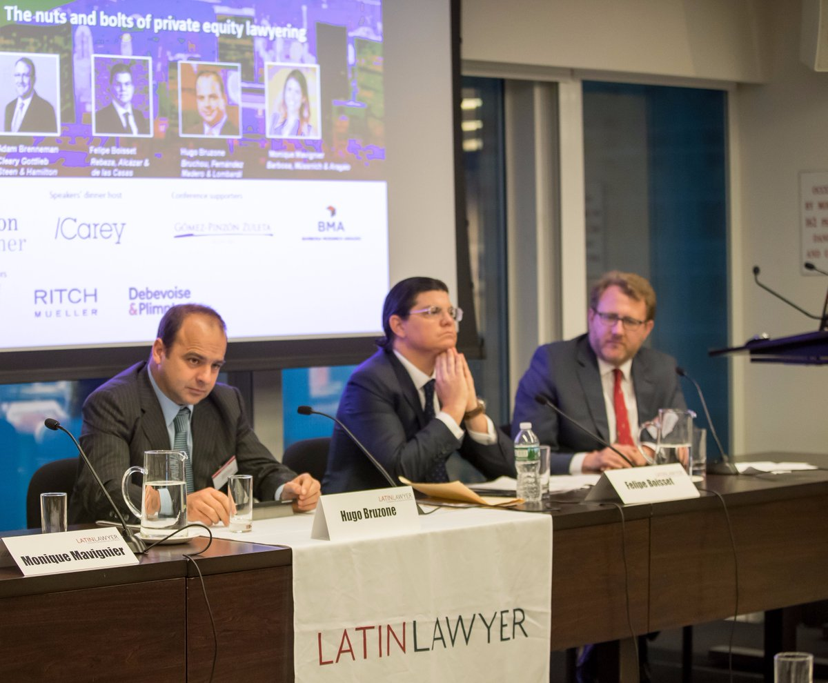 PRIVATE EQUITY CONFERENCE 2017 NEW YORK