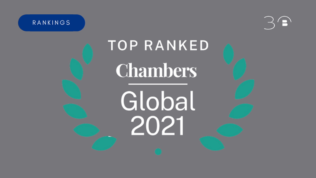 Chambers & Partners - Global Guide 2021